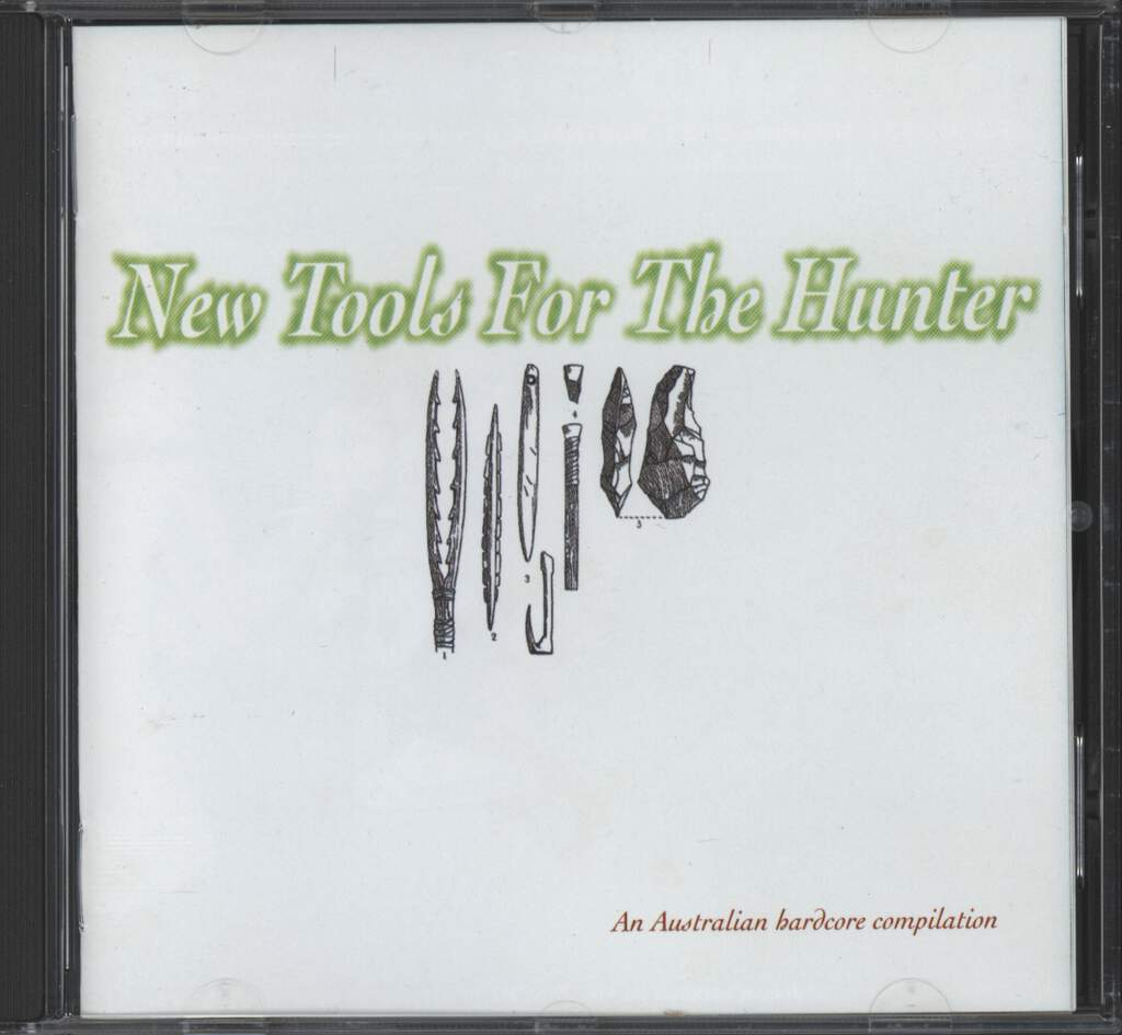 Various: New Tools For The Hunter, CD