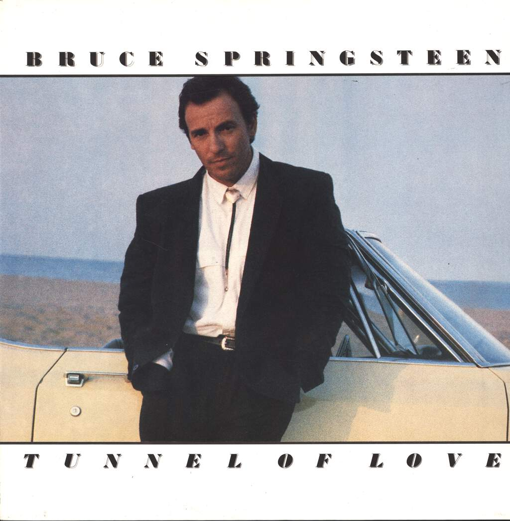 Bruce Springsteen: Tunnel Of Love, LP (Vinyl)