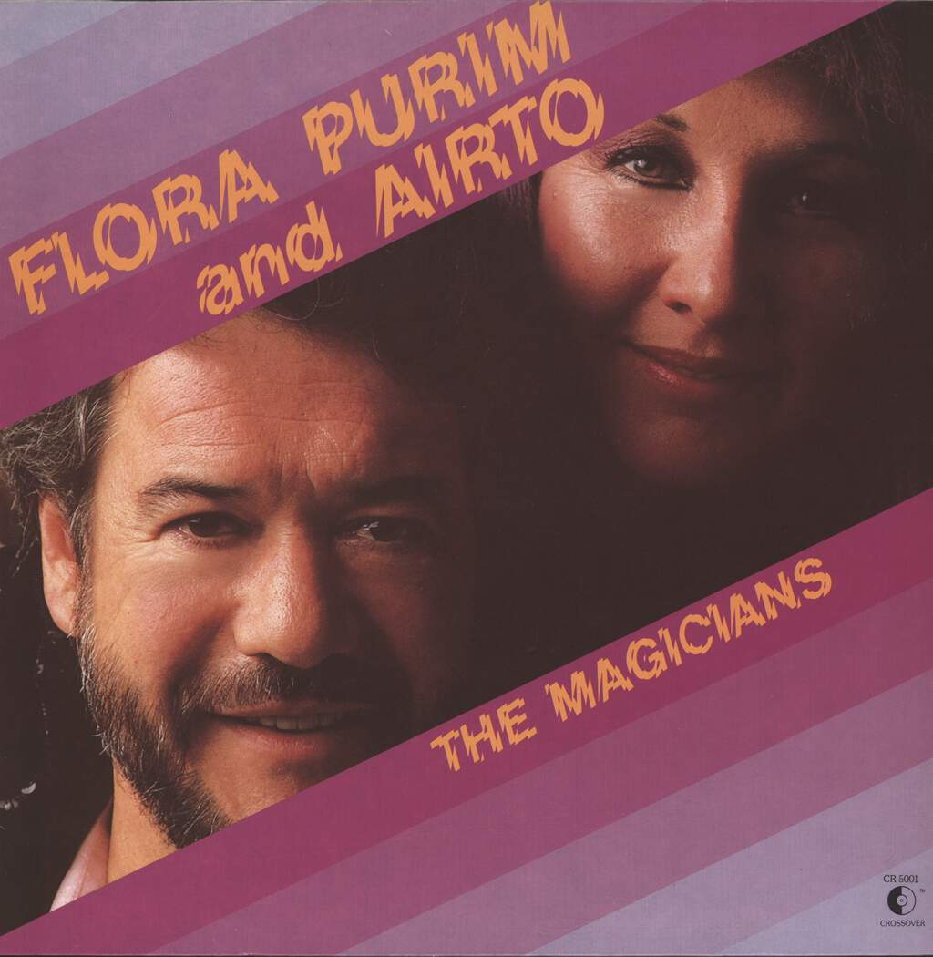 Flora Purim: The Magicians, LP (Vinyl)