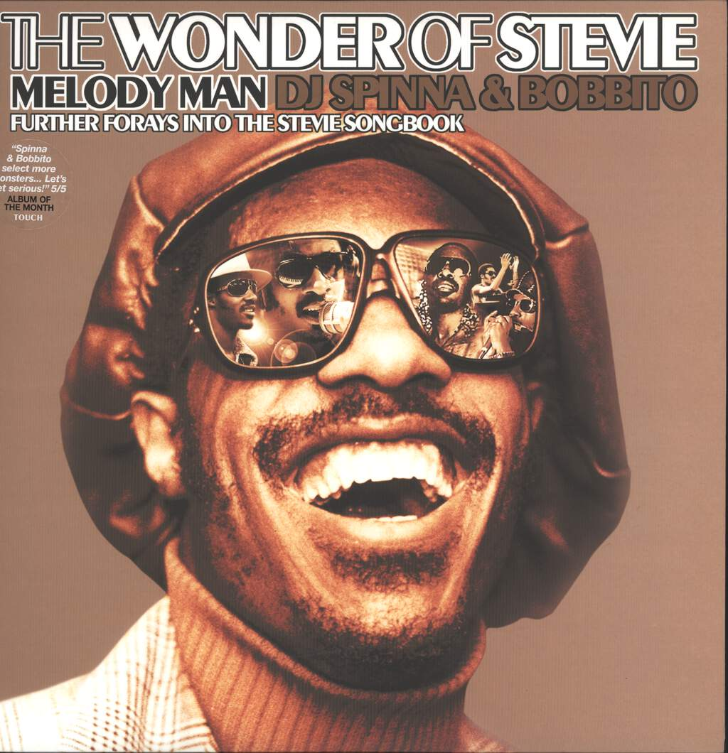 Various: The Wonder Of Stevie (Melody Man: Further Forays Into The Stevie Songbook), LP (Vinyl)