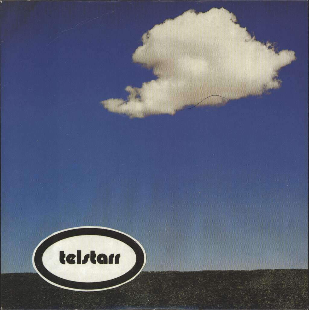 "Telstarr: Berserk / Like This, 7"" Single (Vinyl)"