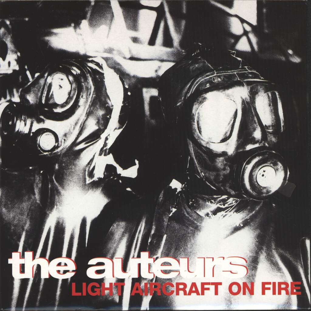 "Auteurs: Light Aircraft On Fire, 7"" Single (Vinyl)"
