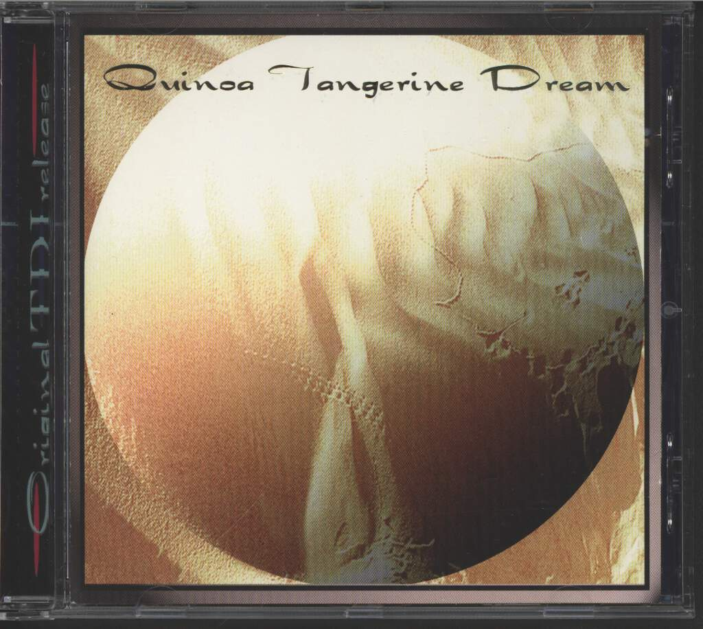 Tangerine Dream: Quinoa, CD