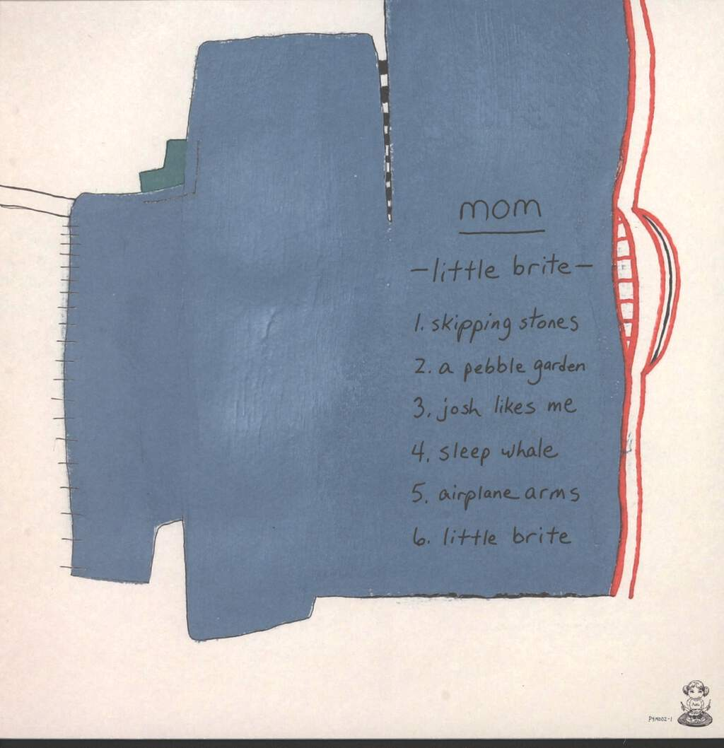 "Mom: Little Brite, 12"" Maxi Single (Vinyl)"