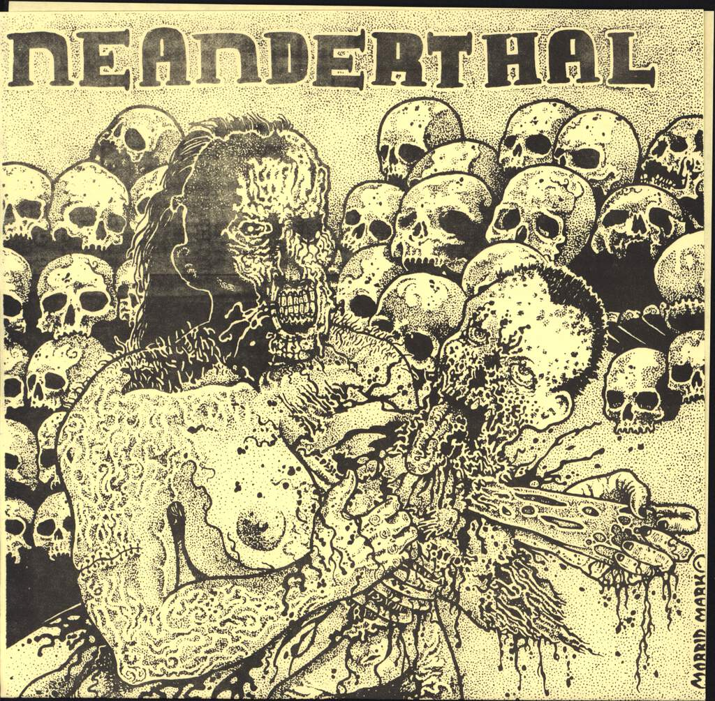 "Neanderthal: Kill, Eat And Breed, 7"" Single (Vinyl)"