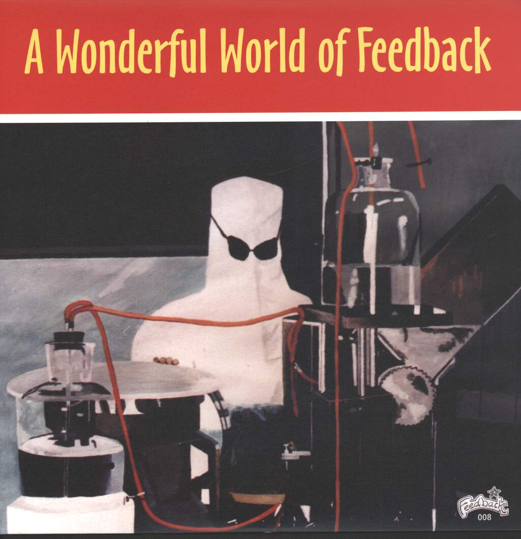 Various: A Wonderful World of Feedback, LP (Vinyl)