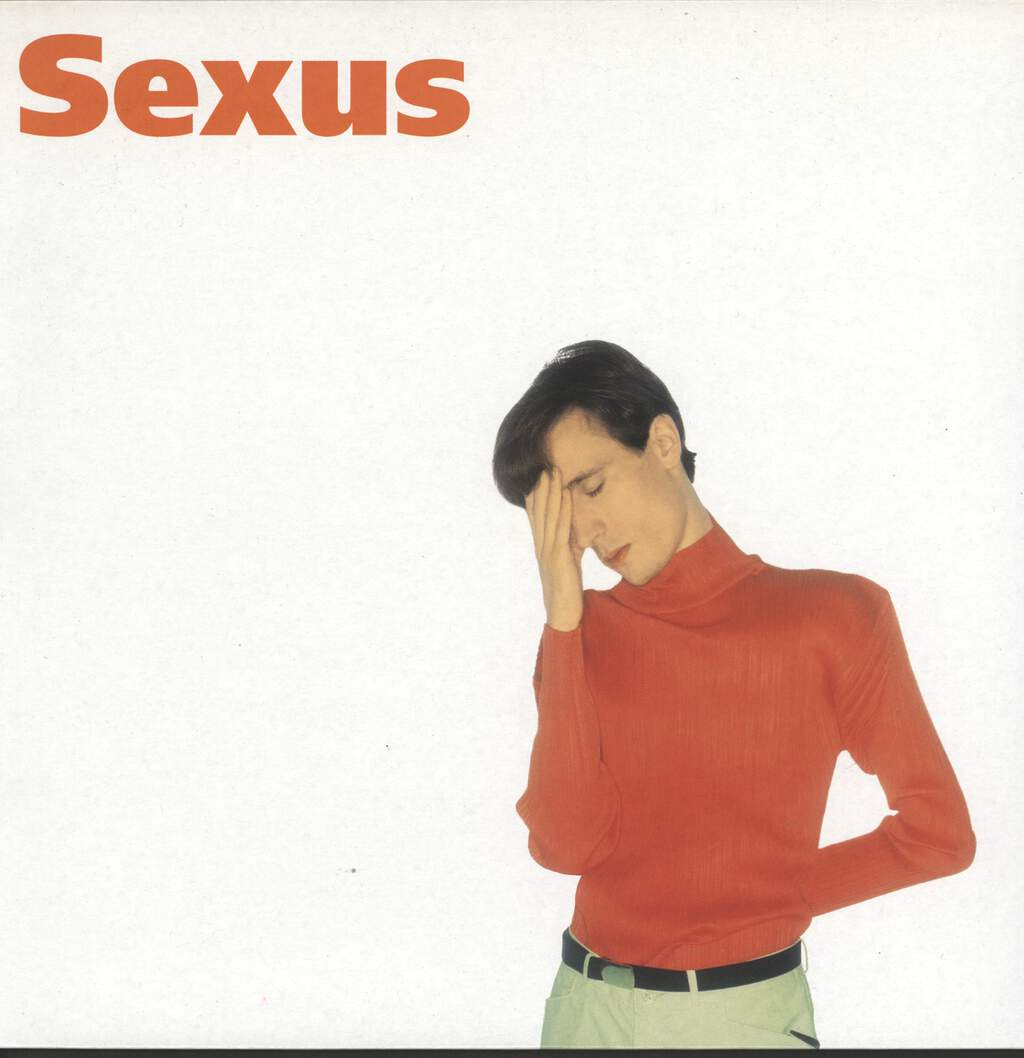 "Sexus: The Official End Of It All (Remixed), 12"" Maxi Single (Vinyl)"