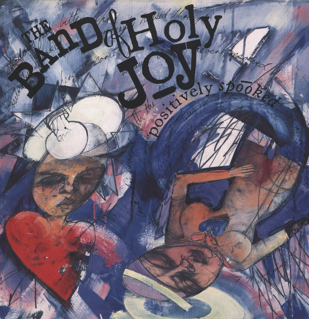 Band Of Holy Joy: Positively Spooked, LP (Vinyl)