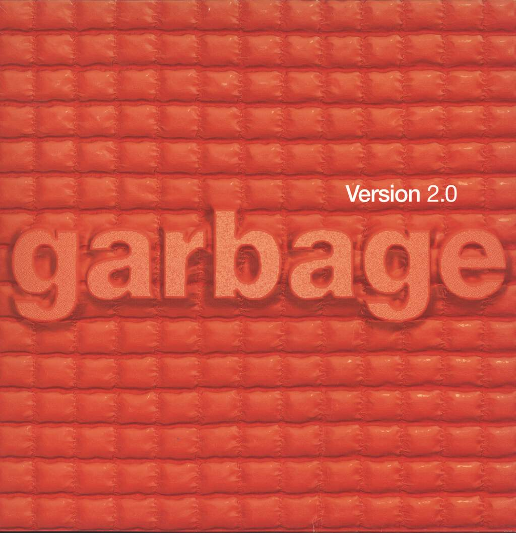 Garbage: Version 2.0, LP (Vinyl)