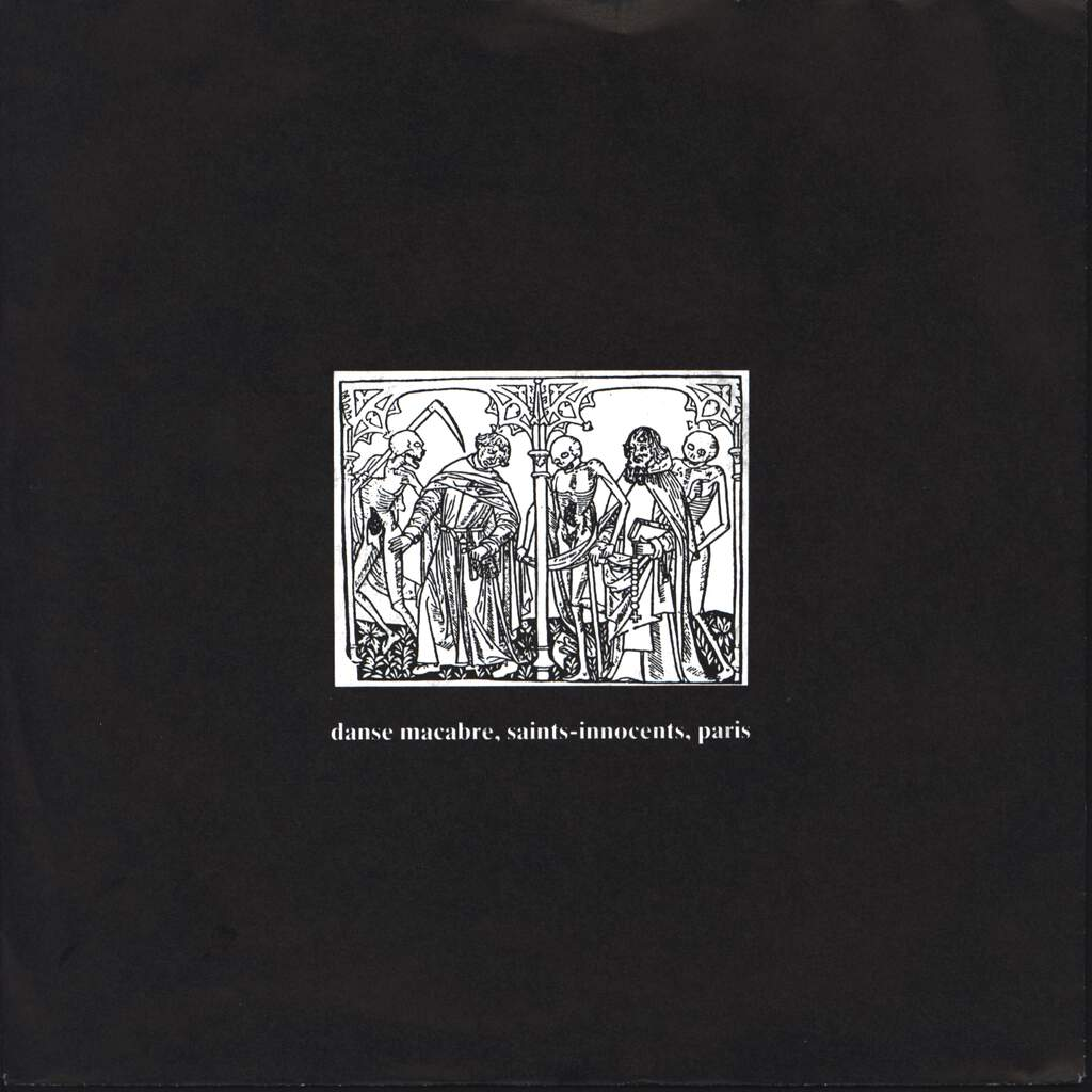 "Danse Macabre: Saints-Innocents, Paris, 7"" Single (Vinyl)"