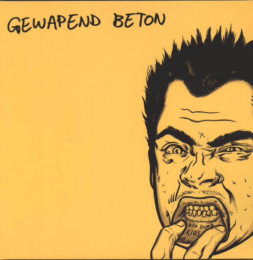 Gewapend Beton: Big Dumb Kids, LP (Vinyl)