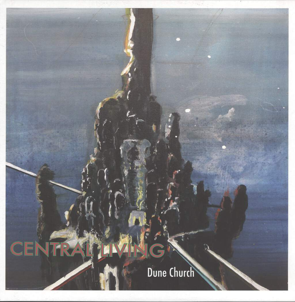 Central Living: Dune Church, LP (Vinyl)