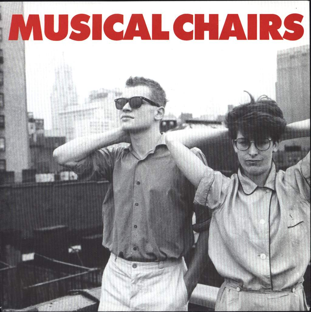 "Musical Chairs: Make A Mess, 7"" Single (Vinyl)"