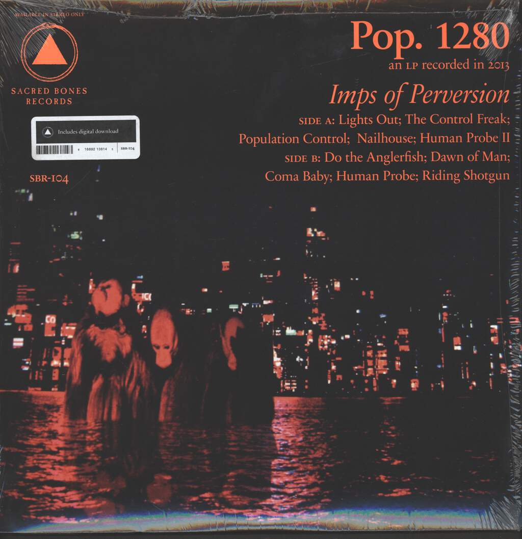 Pop. 1280: Imps Of Perversion, LP (Vinyl)