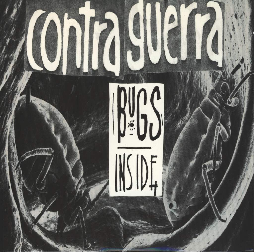 "Contra Guerra: Crystal Ball, 7"" Single (Vinyl)"