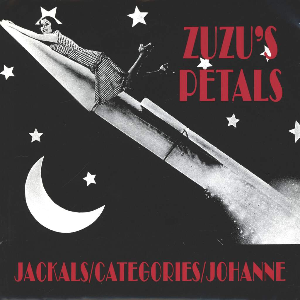 "Zuzu's Petals: Jackals / Categories / Johanne, 7"" Single (Vinyl)"