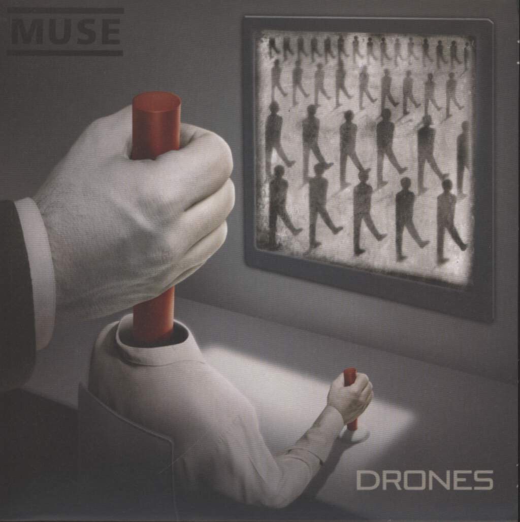 Muse: Drones, CD