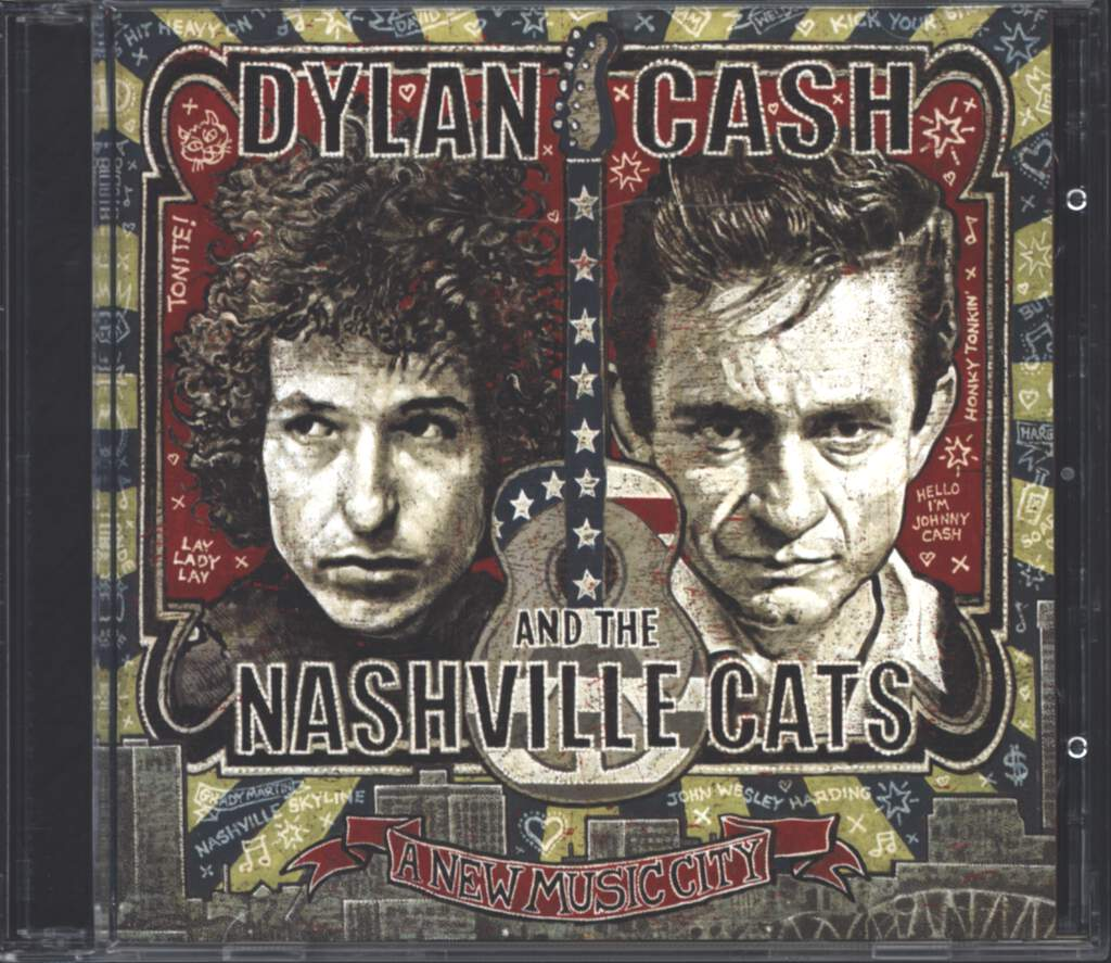 Bob Dylan: A New Music City, CD