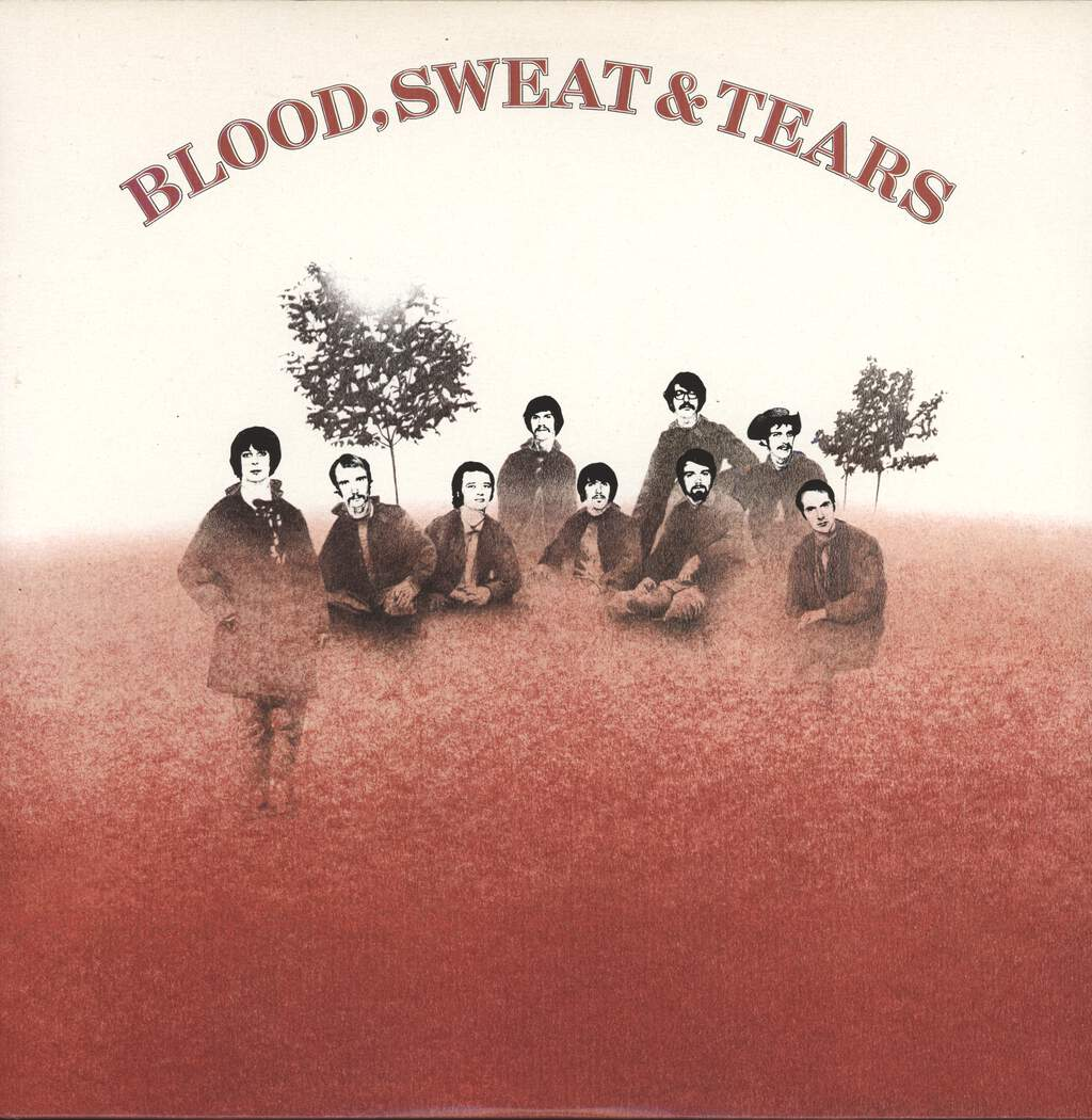 Blood, Sweat And Tears: Blood, Sweat And Tears, LP (Vinyl)