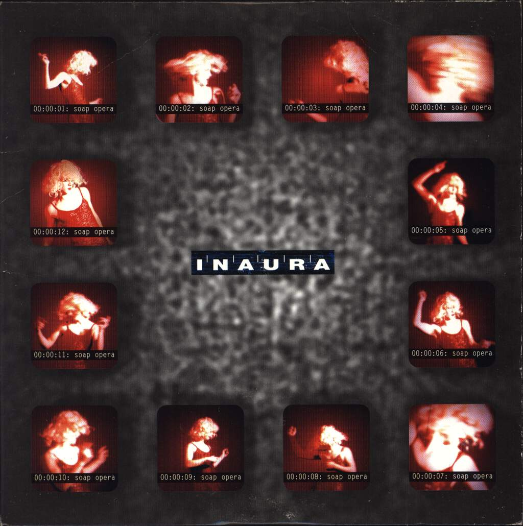 "Inaura: Soap Opera (Edit) / A Redhead And An Hour Glass, 7"" Single (Vinyl)"