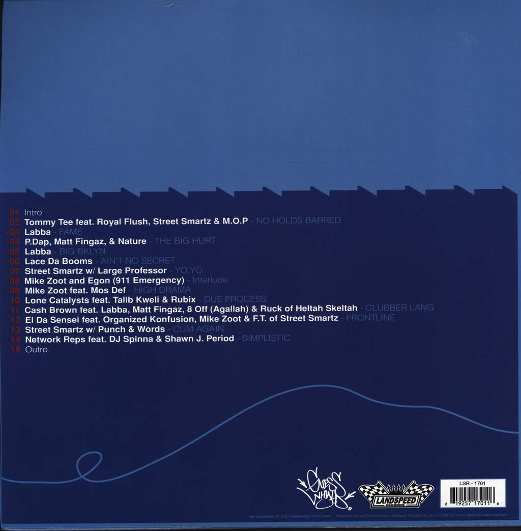 Various: Guesswhyld Productions Presents: Past, Present, & Future, LP (Vinyl)