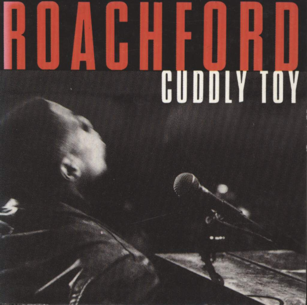 "Roachford: Cuddly Toy, 3"" CD"
