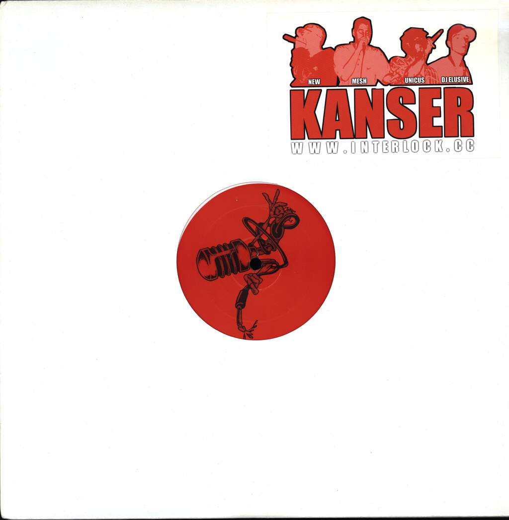 "Kanser: Happens Everywhere EP, 12"" Maxi Single (Vinyl)"