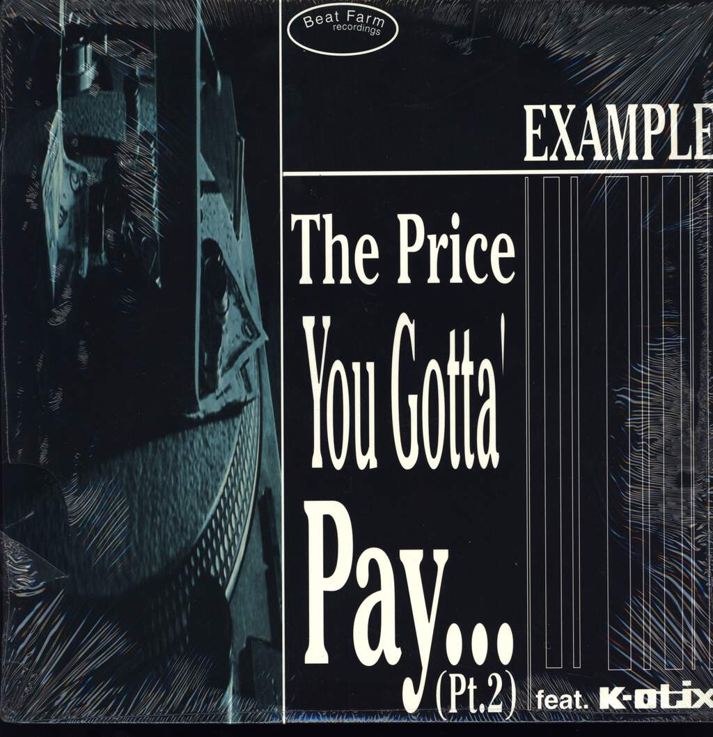 "Example: The Price You Gotta' Pay... (Pt. 2) / Them From ""Id Est"", 12"" Maxi Single (Vinyl)"