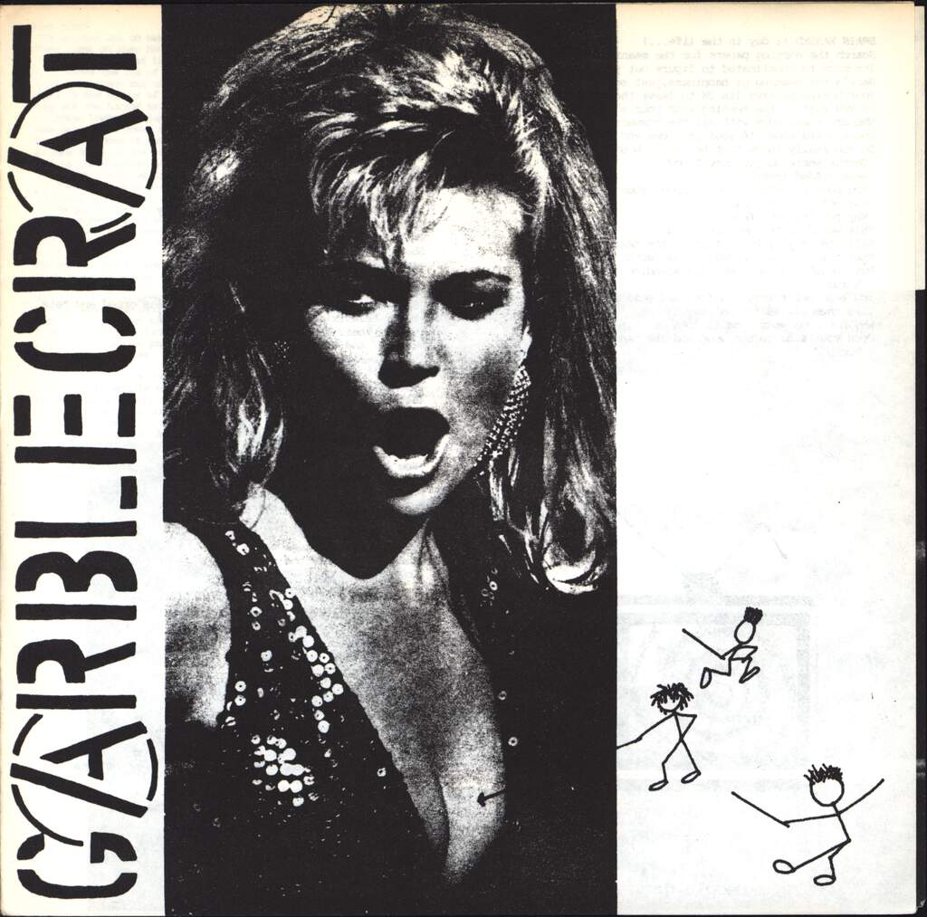 "Garblecrat: Garblecrat, 7"" Single (Vinyl)"