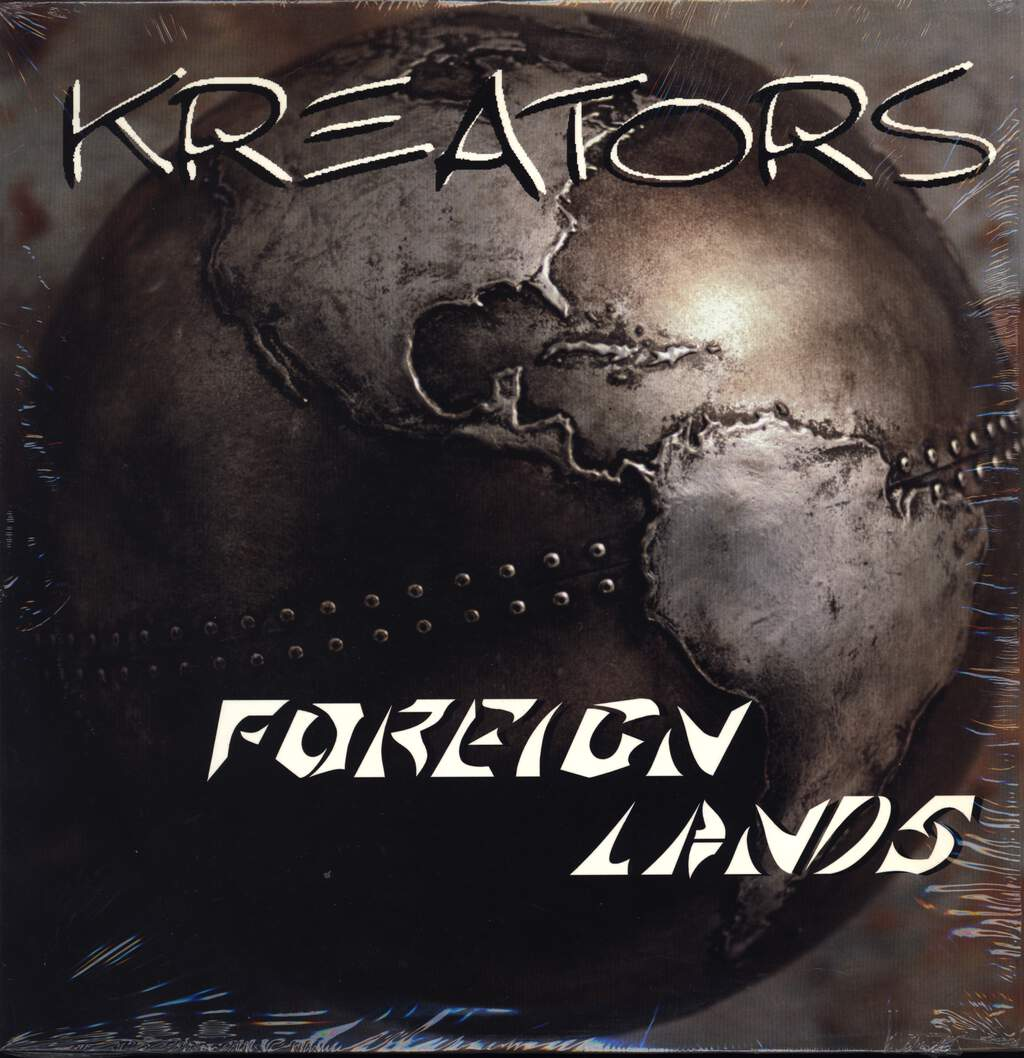 "Kreators: Foreign Lands, 12"" Maxi Single (Vinyl)"