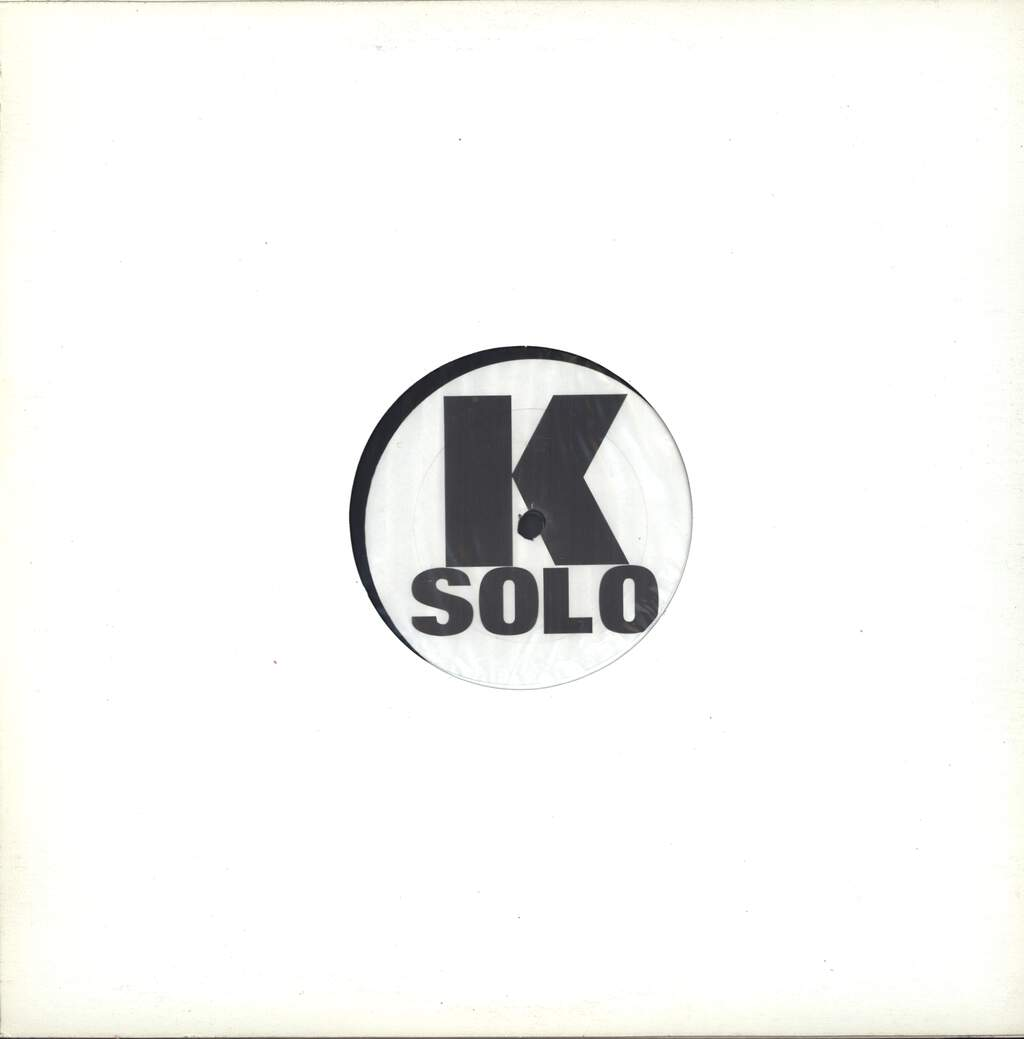 "K-Solo: System / Excalibur, 12"" Maxi Single (Vinyl)"