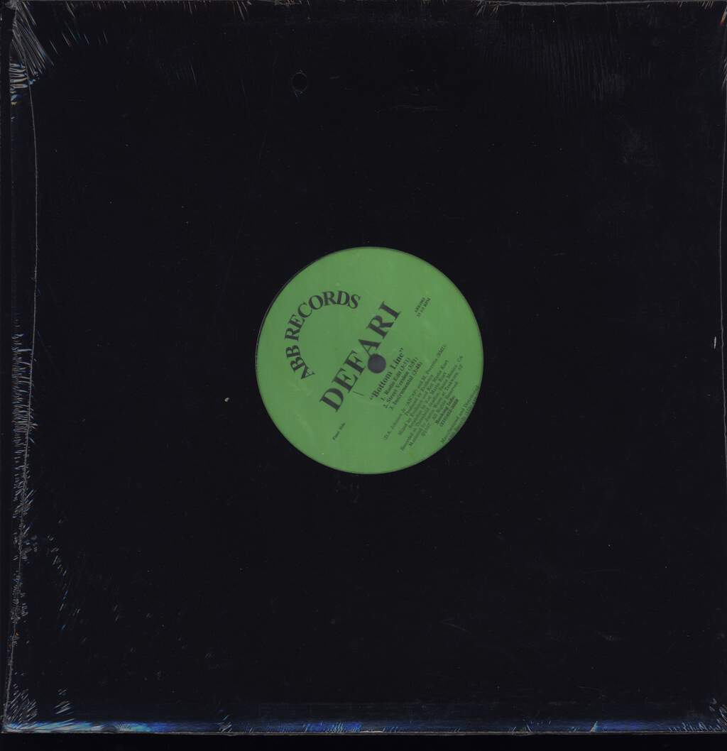 "Defari: People's Choice, 12"" Maxi Single (Vinyl)"