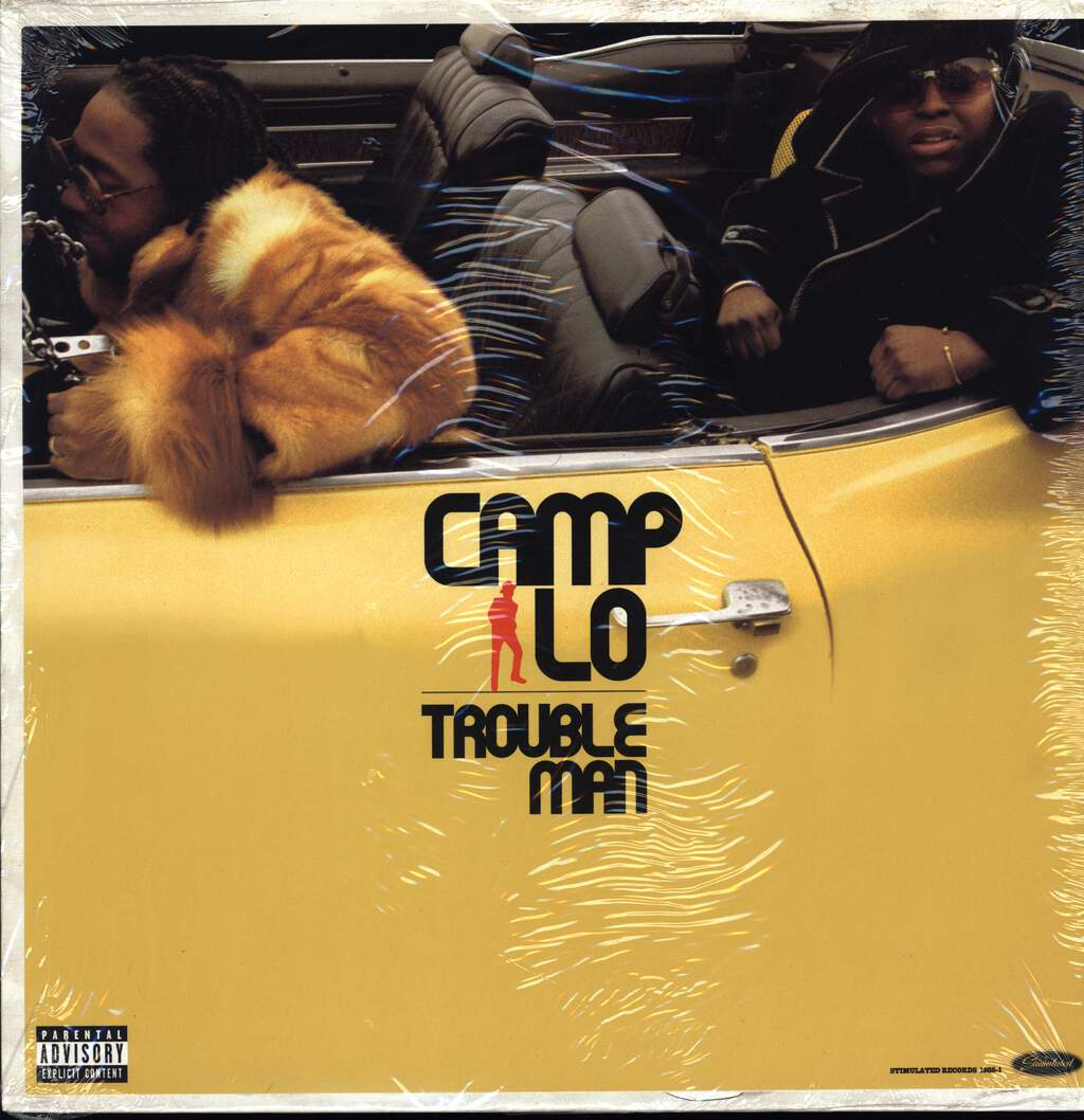 "Camp Lo: Troubleman / Cookers, 12"" Maxi Single (Vinyl)"