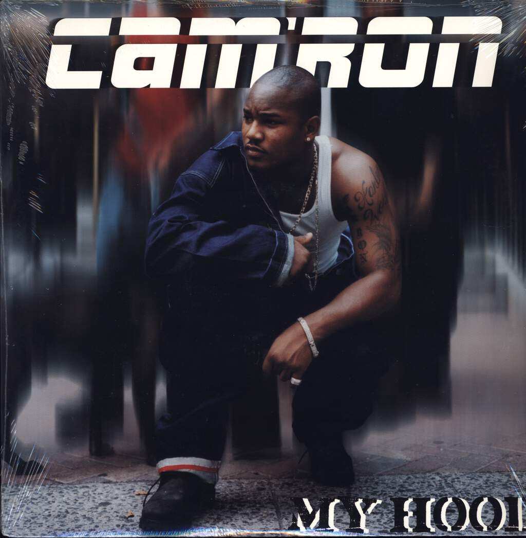 "Cam'ron: My Hood, 12"" Maxi Single (Vinyl)"