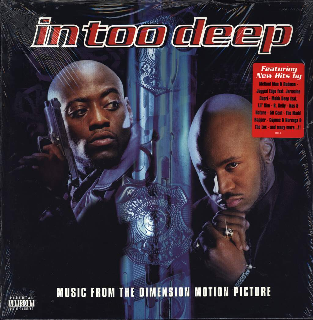 Various: In Too Deep Soundtrack, LP (Vinyl)