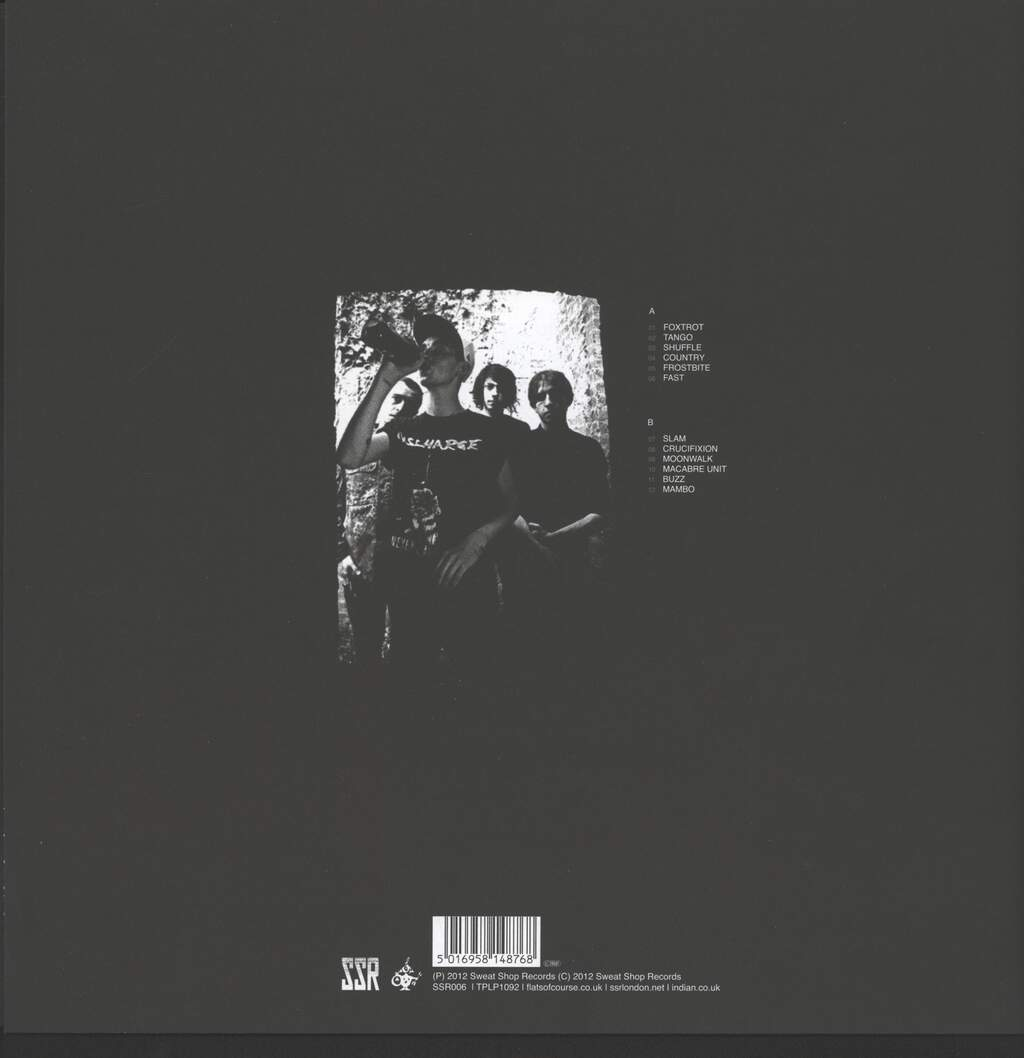 Flats: Better Living, LP (Vinyl)