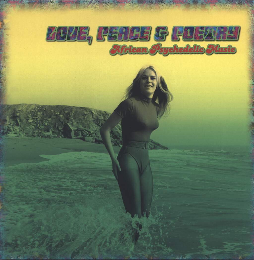 Various: Love, Peace & Poetry (African Psychedelic Music), LP (Vinyl)