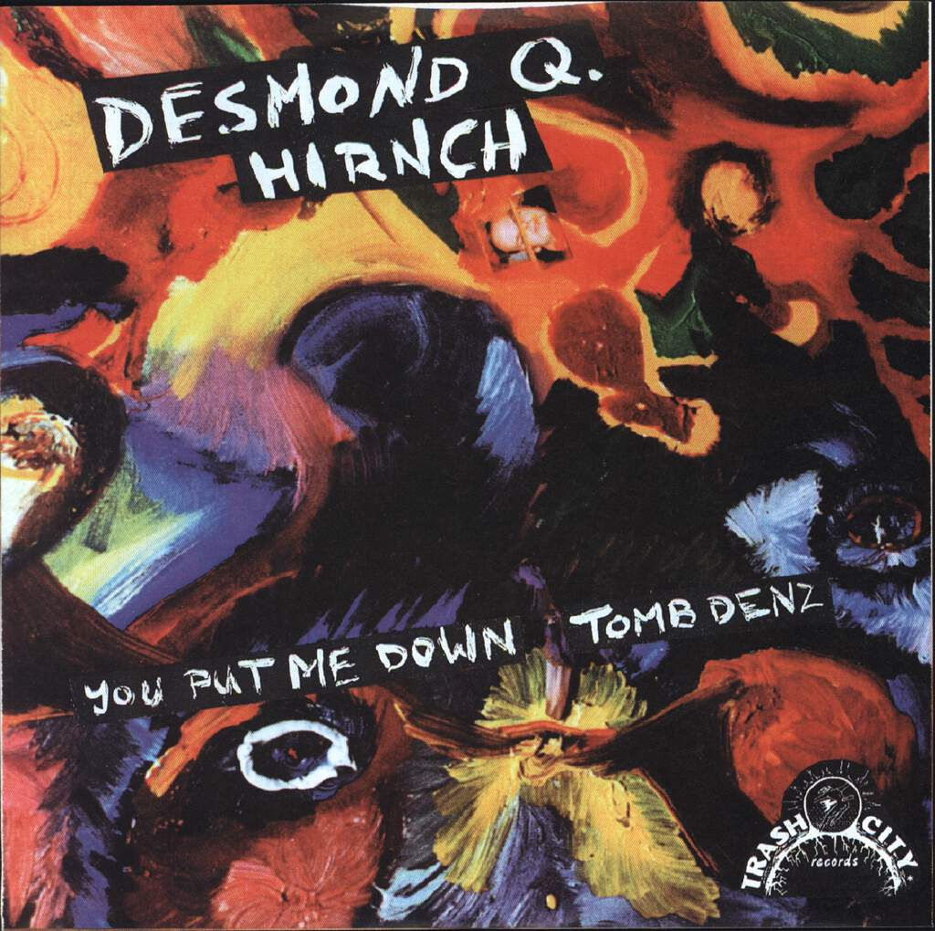 "Electric Family: Electric Family / Desmond Q Hirnch, 7"" Single (Vinyl)"