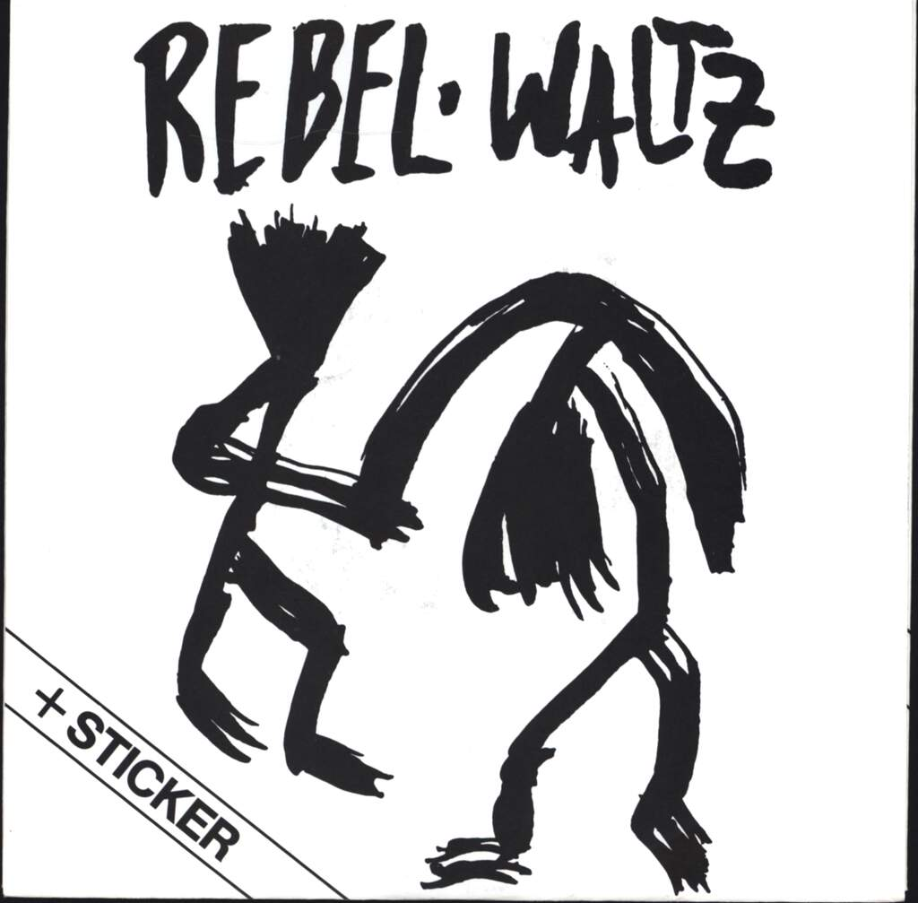 "Rebel Waltz: Graveyard, 7"" Single (Vinyl)"