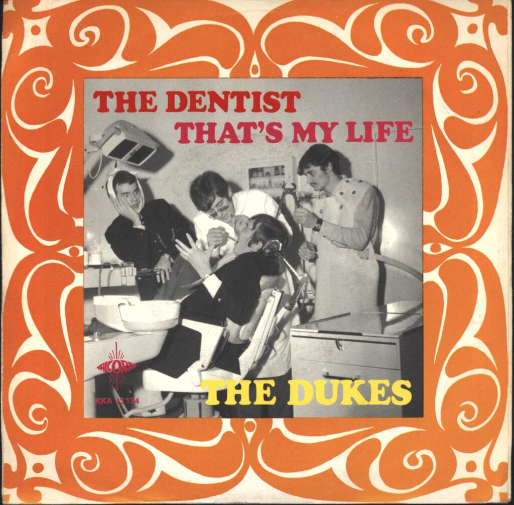 "Dukes: The Dentist / That's My Life, 7"" Single (Vinyl)"