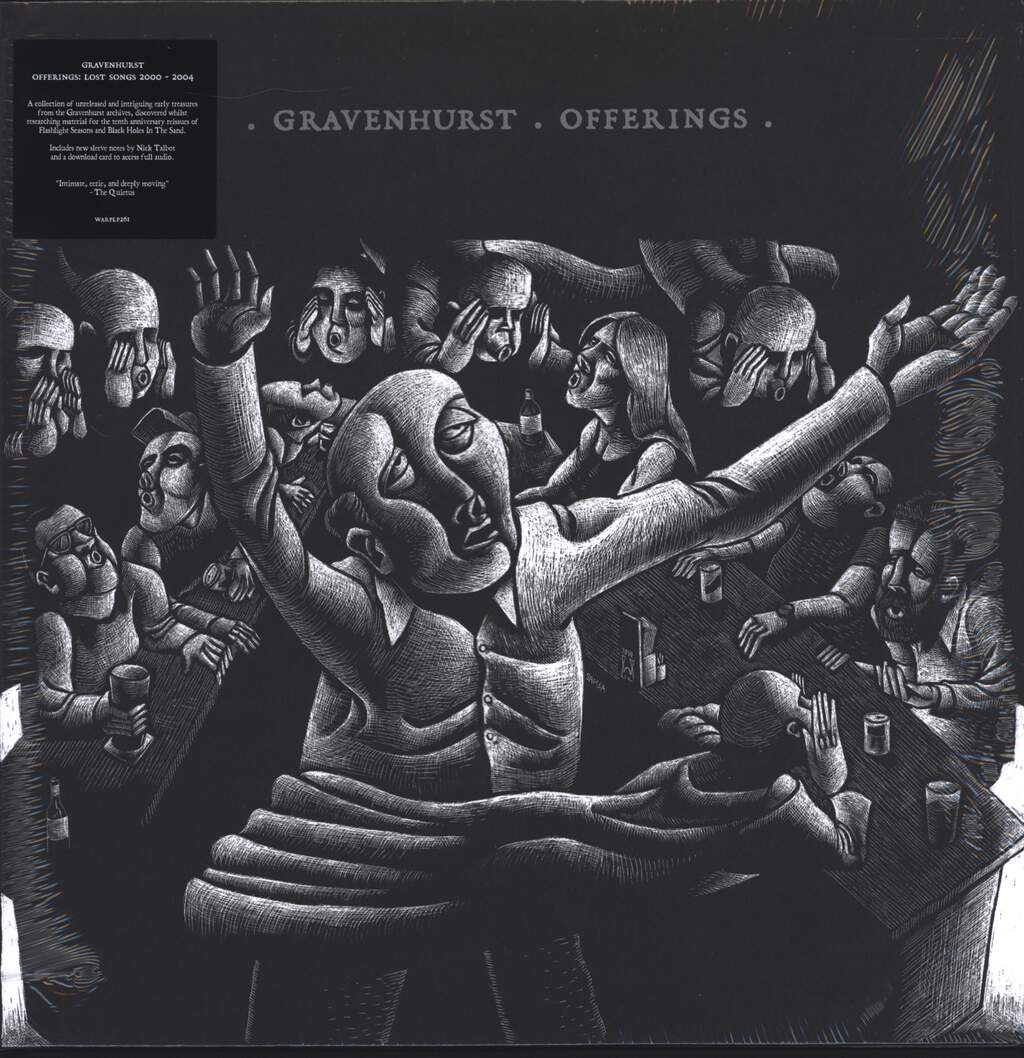 Gravenhurst: Offerings: Lost Songs 2000-2004, LP (Vinyl)