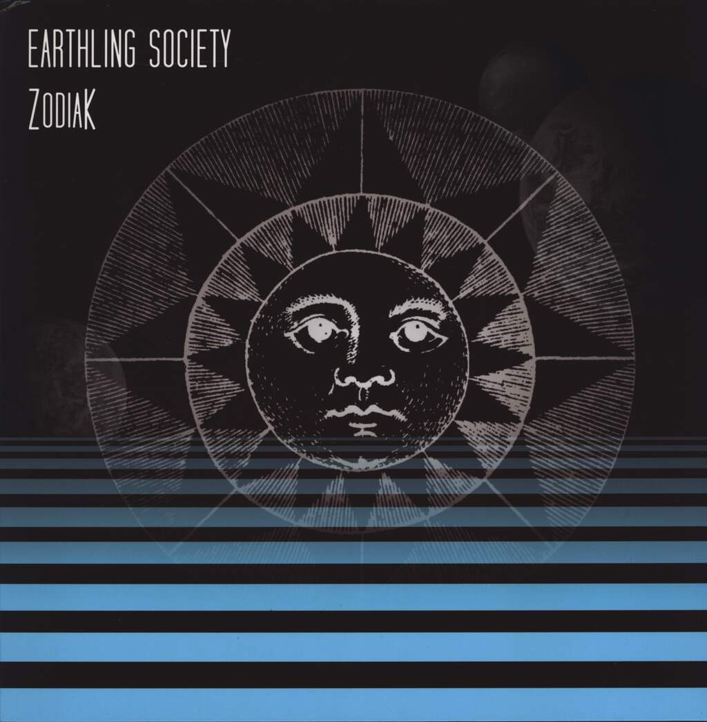 Earthling Society: Zodiak, LP (Vinyl)