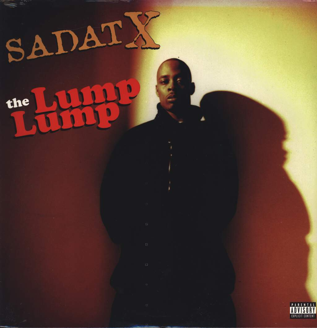"Sadat X: The Lump Lump, 12"" Maxi Single (Vinyl)"