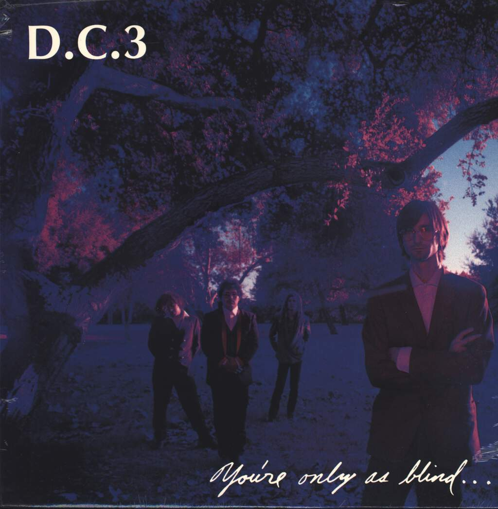 D.C. 3: You're Only As Blind As Your Mind Can Be, LP (Vinyl)