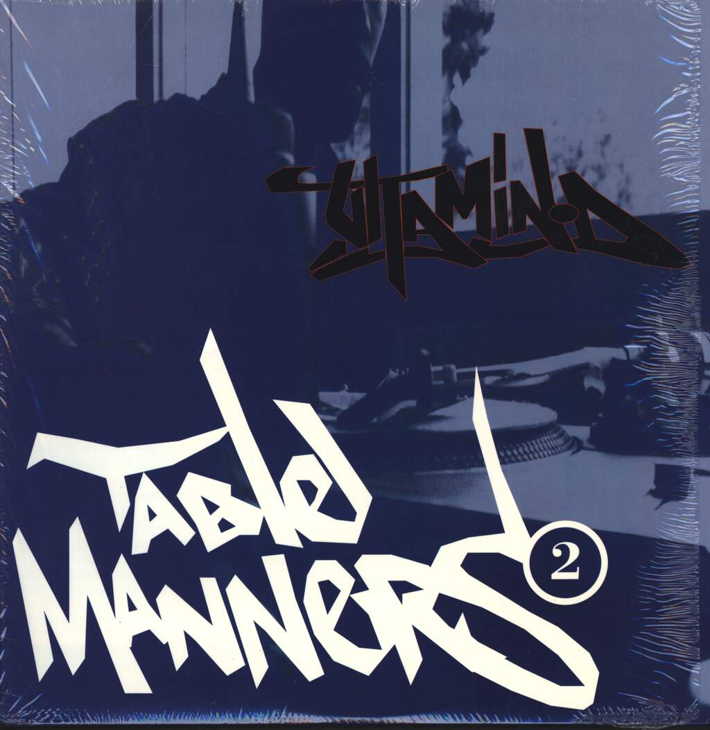 Vitamin D: Table Manners 2, LP (Vinyl)