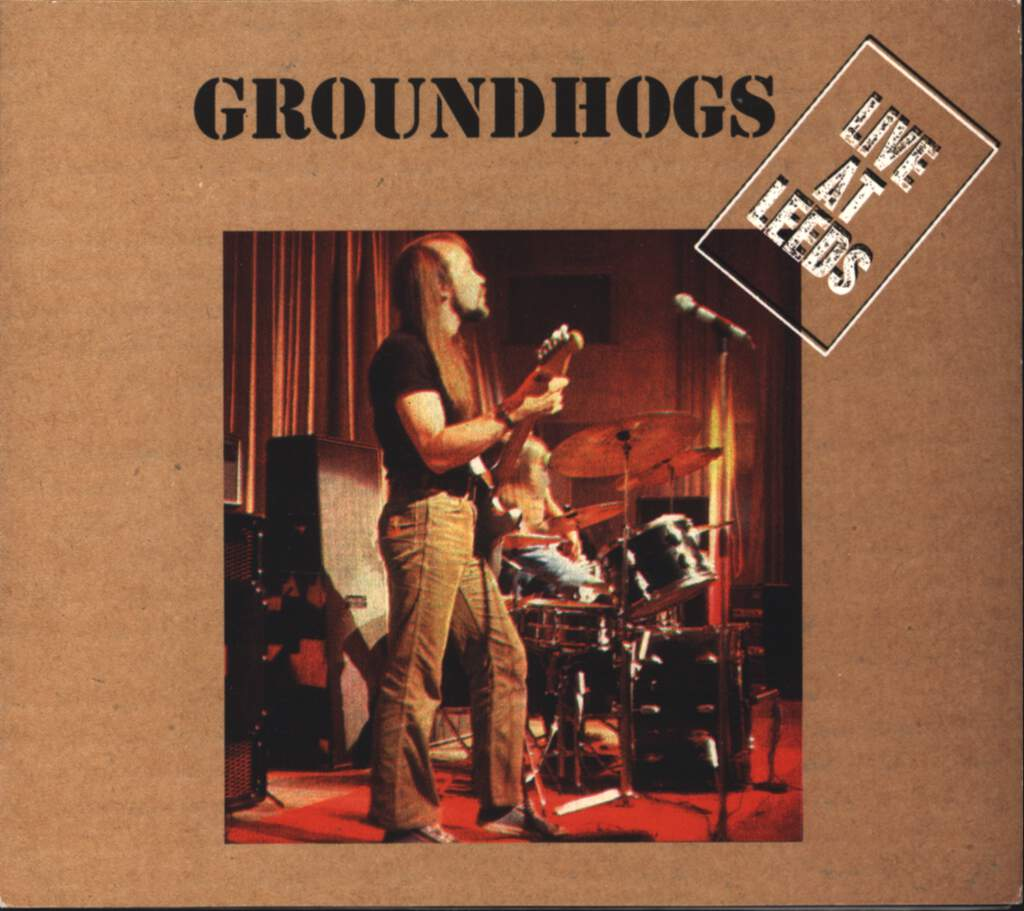 Groundhogs: Live At Leeds, CD