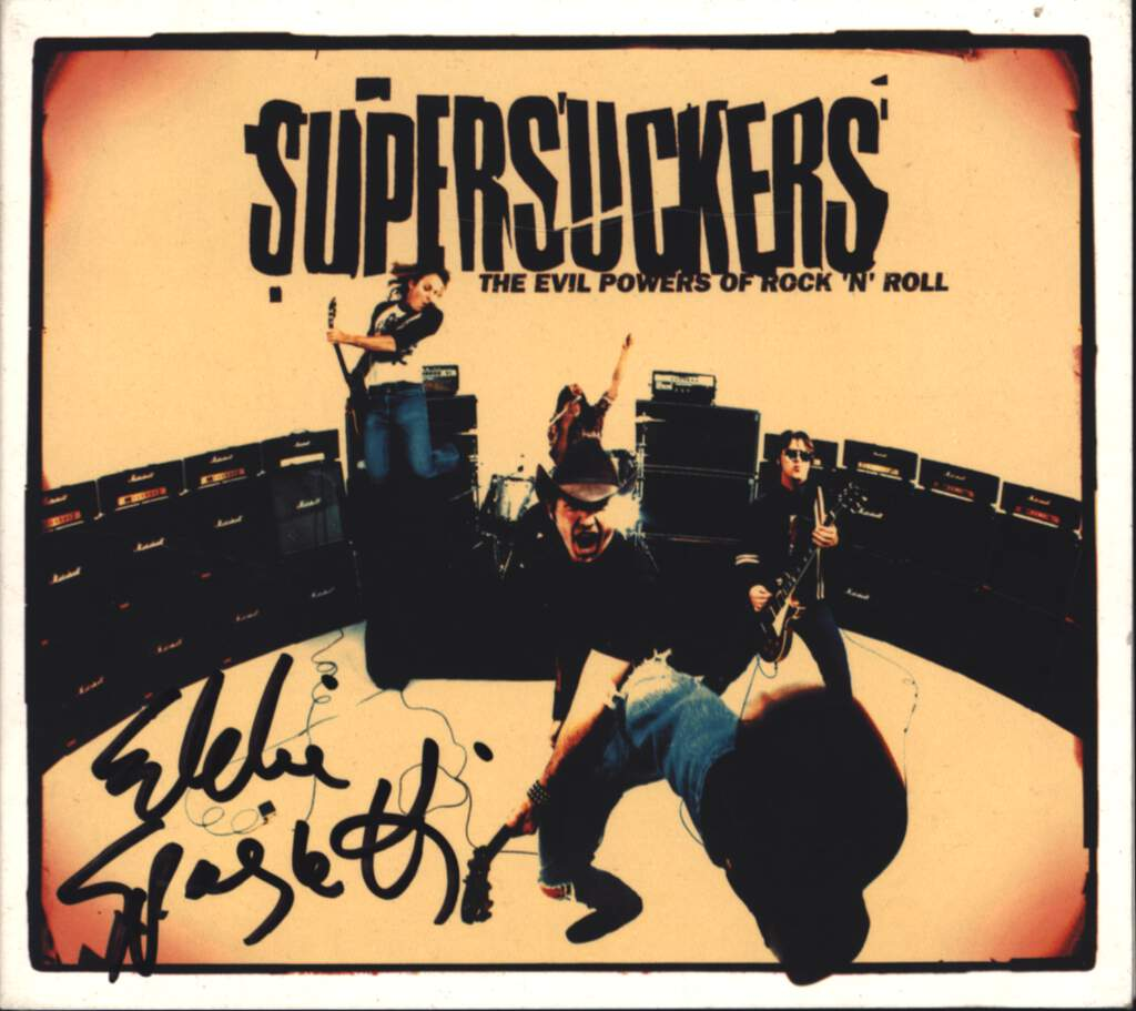 Supersuckers: The Evil Powers Of Rock 'N' Roll, CD