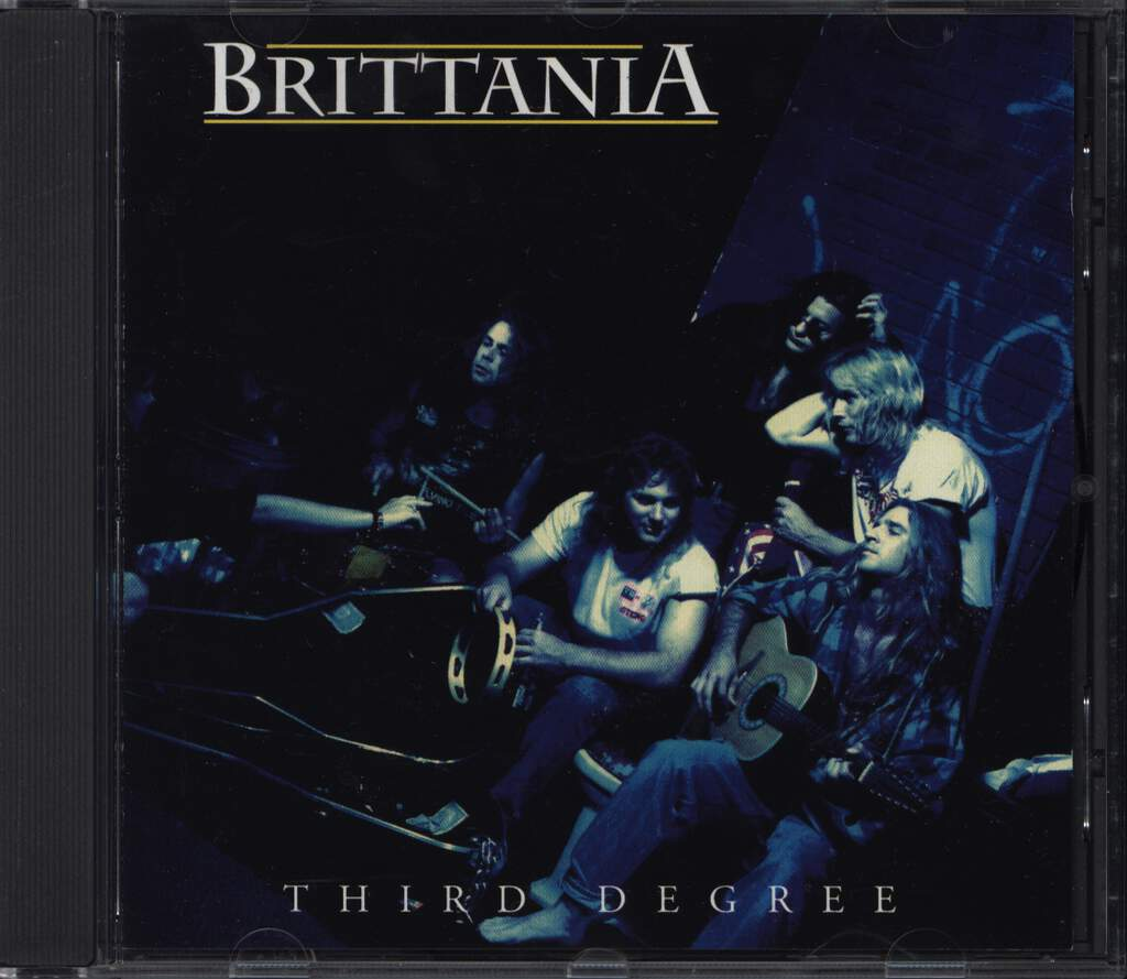 Brittania: Third Degree, CD