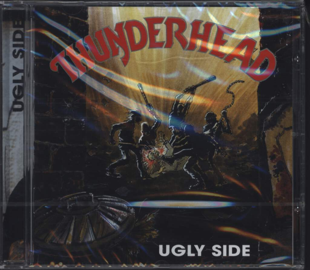 Thunderhead: Ugly Side, CD