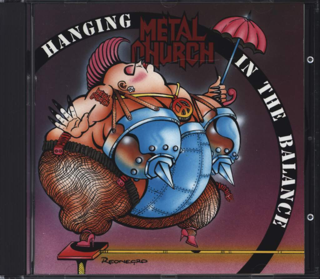 Metal Church: Hanging In The Balance, CD